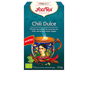 Drink CHILI DULCE infusión Yogi Tea