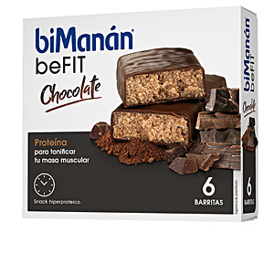 Bar BE FIT barritas #chocolate Bimanán
