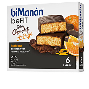 Bar BE FIT barritas #choco-naranja Bimanán