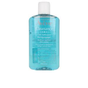 Facial cleanser CLEANANCE gel nettoyant visage et corps Avène