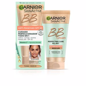 BB Crème SKINACTIVE BB CREAM antimanchas SPF50 Garnier