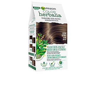 Couleurs HERBALIA COLOR 100% VEGETAL Garnier