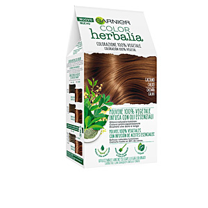 Dye HERBALIA COLOR 100% VEGETAL Garnier