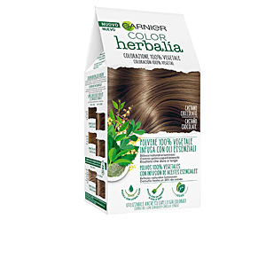 HERBALIA COLOR 100% VEGETAL #castaño chocolate