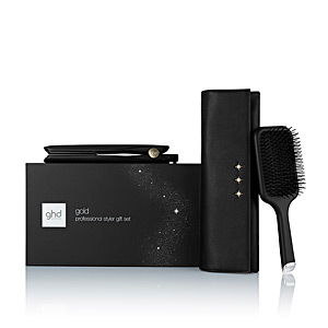 Hair gift set GOLD STYLER SET