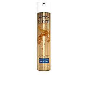 Hair styling product ELNETT laca fijación fuerte L'Oréal París