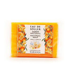 Seife EAU DE SÓLLER jabón natural esencia de naranja Eau De Sóller
