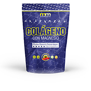 Colágeno COLÁGENO con magnesio tabletas Mm Supplements