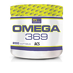 Omegas y ácidos grasos OMEGA 369 softgels Mm Supplements