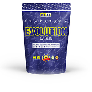 Secuencial - Caseina EVOLUTION casein #cheesecake raspberry Mm Supplements