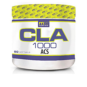 Omegas y ácidos grasos CLA 1000 softgels Mm Supplements