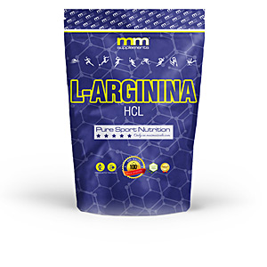 Aminoácidos y proteínas ARGININE Mm Supplements