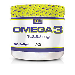 Omegas y ácidos grasos OMEGA 3 softgel Mm Supplements
