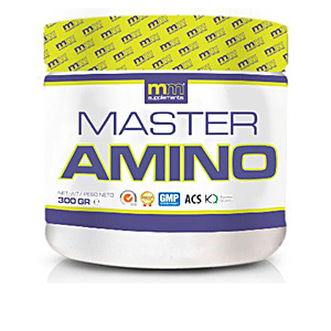 Glutamina, BCAAS, ramificados - Aminoácidos esenciales, EAA MASTER amino #neutral Mm Supplements