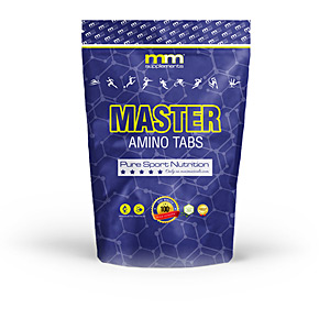 Glutamina, BCAAS, ramificados MASTER amino tabs Mm Supplements