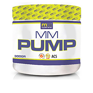 Arginine - Créatine MM pump #watermelon Mm Supplements