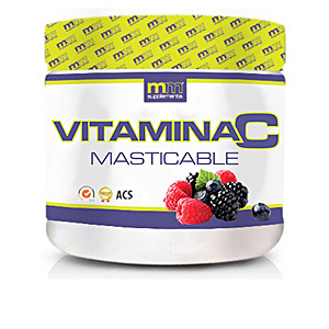 Complemento vitamínico VITAMIN C masticable #forest fruit tabletas Mm Supplements
