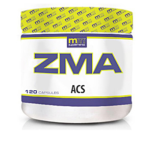 Complemento vitamínico ZMA cápsulas Mm Supplements