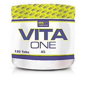 Minerales y oligoelementos - Complemento vitamínico VITA ONE tabletas Mm Supplements