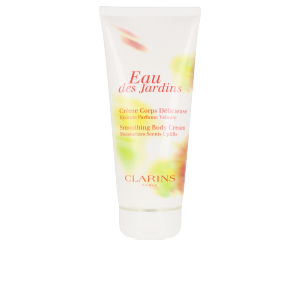 Body moisturiser EAU DES JARDINS crème corps délicieuse Clarins