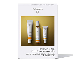 Set cosmética facial NORMAL SKIN TRIAL LOTE Dr. Hauschka