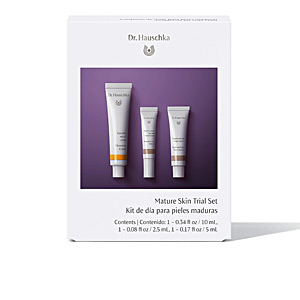 Skincare set MATURE SKIN TRIAL SET Dr. Hauschka
