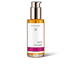 Shiny hair  treatment HAIR oil Dr. Hauschka