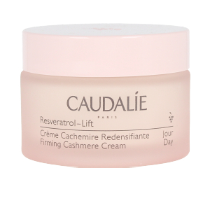 Anti aging cream & anti wrinkle treatment - Skin tightening & firming cream  RESVERATROL LIFT crème cachemire redensifiante