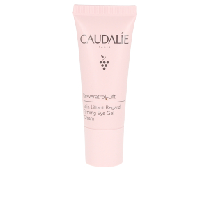 Eye contour cream - Dark circles, eye bags & under eyes cream RESVERATROL LIFT baume liftant regard Caudalie