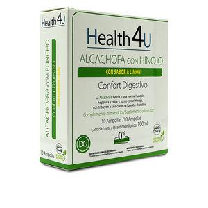 Otros suplementos H4U alcachofa con hinojo ampollas H4u