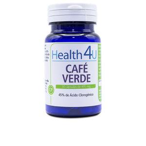 Otros suplementos H4U café verde cápsulas de 495 mg