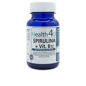 Otros suplementos H4U espirulina comprimidos de 500 mg