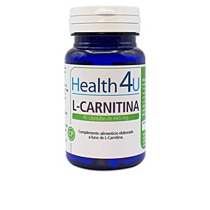 Otros suplementos H4U l-carnitina cápsulas de 645 mg H4u