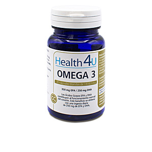 Omegas and fatty acids H4U omega 3 cápsulas blandas de 1418,9 mg H4u