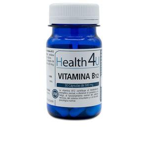 Vitamins H4U vitamina B12 cápsulas de 500 mg H4u
