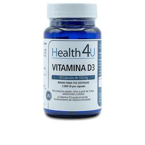 Vitamins H4U vitamina D3 cápsulas de 550 mg H4u