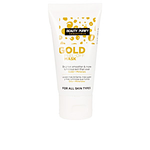 Face mask GOLD peel-off mask