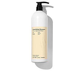 BACK BAR nourishing shampoo nº02-argan&honey 1000 ml
