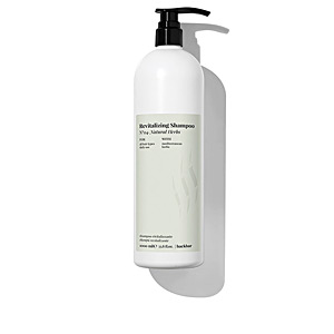 BACK BAR revitalizing shampoo nº04-natural herbs 1000 ml