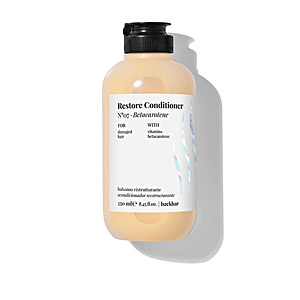 Hair repair conditioner BACK BAR restore conditioner nº07-betacarotene Farmavita