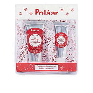 Hand cream & treatments THE GENUINE LAPLAND HAND&LIP SET Polaar