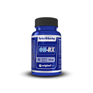 Amino-acids and proteins GH-RX cápsulas Perfect Nutrition