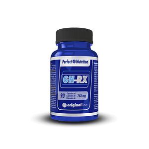 Aminosäuren und Proteine - Nahrungsergänzungsmittel GH-RX cápsulas Perfect Nutrition