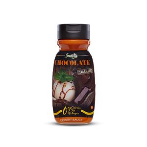 Salsas y aliños SIROPE 0% #chocolate Servivita