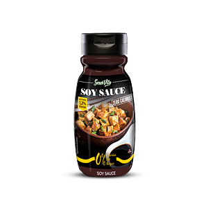 Sauces and seasonings SALSA 0% #soja Servivita