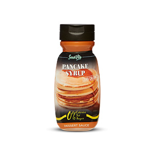 Sauces and seasonings SIROPE 0% #pancake Servivita