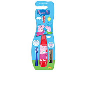 Hygiene for kids - Electric toothbrush PEPPA PIG cepillo de dientes eléctrico Cartoon