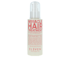 - Hair moisturizer treatment - Hair repair treatment - Anti-frizz treatment MIRACLE HAIR treatment Eleven Australia