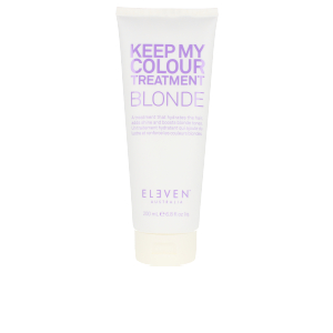Farbbehandlung KEEP MY COLOUR treatment blonde Eleven Australia