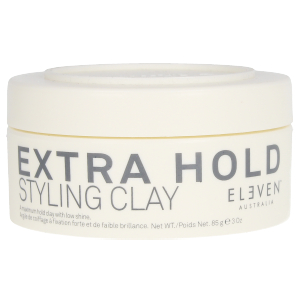 Hair styling product EXTRA HOLD styling clay Eleven Australia